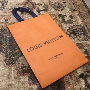 Louis Vuitton Shopping Bag - great condition!